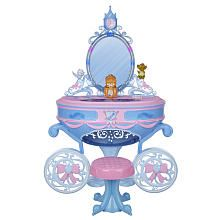 Disney Princess Cinderella Carriage Vanity...Evee is into princess stuff and dressing up, so she may like this...I've seen it cheaper at target though