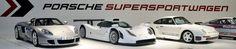 Exposición '60 Años de Superdeportivos' en el Museo Porsche. Hasta el 17 de marzo de 2014, el Museo Porsche albergará la exposición '60 Años de Superdeportivos', con algunos modelos que nunca antes se habían presentado al público y el motor Fuhrmann del primer 550 Spyder.     Si una marca tien