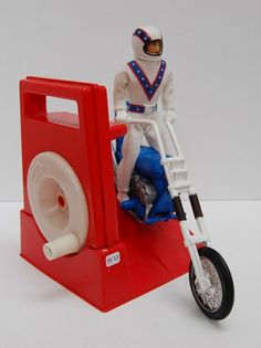 How Evel is Knievel? Ideal Retro fun ... - vintage furniture and household items 1950s, 60s, 70s, 80s - fish4junk