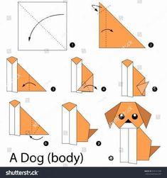 Heavy Rain origami Dog . Elegant Heavy Rain origami Dog . Stain Glass Dog origami Dog Blue Geometric Dog Stain