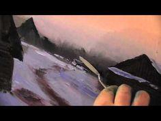 Живопись для начинающих художников, художник Игорь Сахаров - YouTube