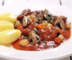 Osso bucco , ustensiles de cuisine en vente directe, conseillère culinaire, cours ateliers culinaires · Silit