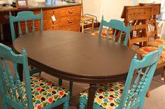Vintage Dining Set updated.
