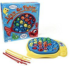 Simple pipe cleaner (or chenille stem) fishing game for toddlers to put together in minutes will be awesome for fine motor practice, pretend play and more.