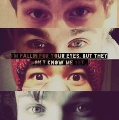 I love this edit... and it has ed's lyrics OMG!!!  Ahhh @LukeOfficial this is true <3