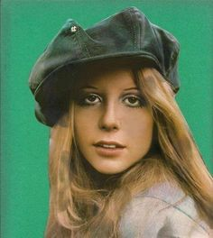 Charlotte Martin-French model, girlfriend of Eric Clapton and long-time girlfriend of Jimmy Page Arte Led Zeppelin, Off Your Rocker, Rock Revolution, 70s Glam, Mod Girl, French Models, San Fernando, Beatnik, Jimmy Page