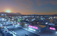 Cities: Skylines - Snowfall #2 | Мусорный кризис