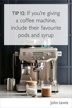 Shop for Coffee Machines from our Electricals range at John Lewis & Partners. Thermal Coffee Maker, K Cup Coffee Maker, Single Coffee Maker, Pod Coffee Makers, Single Serve Coffee, Coffee Brewer, Espresso Coffee, Coffee Machine Design, Fresh Ground Coffee