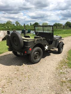 Willys MB - Photo submitted by Sonya Davies.