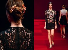 For Spring Summer 2015, Dolce&Gabbana have transformed the devotional icon of the sacred heart into the motif of the collection.  #DGGOLDENHEART  www.dolcegabbana.com What Makes You Beautiful, Picture Story, Baroque Fashion, Spring Summer 2015, Fashion Details, Editorial Fashion, Stylists, Style Inspiration, Womens Fashion