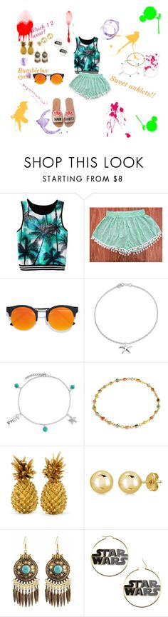 """Feeling fresh!"" by dadacollins on Polyvore featuring LULUS, Bling Jewelry, BERRICLE and Kate Spade"