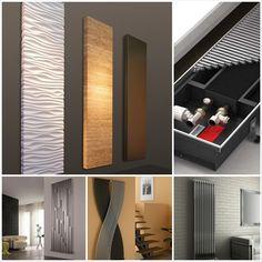 #excll #дизайнинтерьера #решения Радиаторы дизайнерские