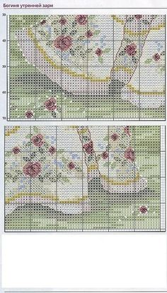 MARTA Just Cross Stitch Patterns | Learning Crafts is facilisimo.com ... Pattern ... 3 of 3 parts