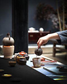 草黛春秋茶农品牌 茶席美图 茶文化 茶艺