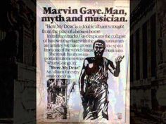 "▶ MARVIN GAYE. ""A Funky Space Reincarnation"". 1978. album version ""Here, My Dear""."