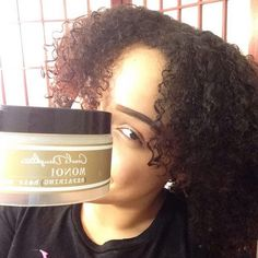 """""""When my hair was horribly damaged from over-bleaching, it was the only thing that helped my hair feel smooth. Pricey, but worth it if your hair is very dry or damaged. Smells AMAZING too."""" — Saria Yaya Sweeney, FacebookGet it from Carol's Daughter for $32."""