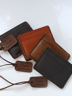 Leather Projects, Hand Stitching