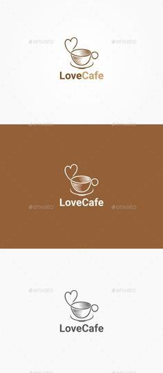 Love Cafe (AI Illustrator, Resizable, CS, abstract, cafe, cafeteria, cappuccino, chain, classic, coffee, cup, dinner, dish, drink, heart, hot, hotel, icon, logo, love, lovely, milk, restaurant, romantic, royal, shop, sign, store, sweet, symbol, tea, vector, vintage)