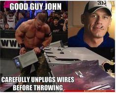 Good guy Cena