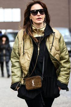 fwah2016 Street looks a la Fashion Week automne-hiver 2016-2017 de New York 6