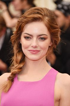 New Braid Hairstyles - Celebrity Braid Hairstyle - Elle