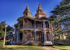 Landes-McDonough House - Galveston, Galveston County, Texas. Built 1887.