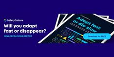 Adapt Fast or Die Slow Our world has shifted and disrupted the way we work. To get ahead - and stay there - businesses must evolve and adapt. But are your operations up to the task? Download this free hospitality report...
