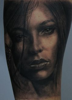 TATTOO REALISTICI, realism, black & grey