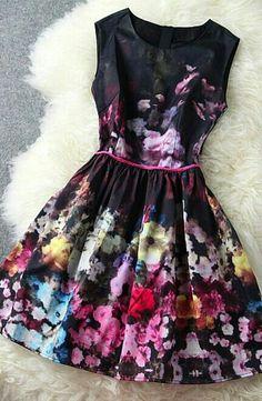 Cute dress:)