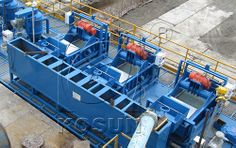 shale shaker for drilling mud solids control system.http://www.shale-shakers.com/
