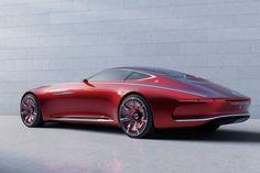 Mercedes-Maybach 6: una coupé d'altri tempi