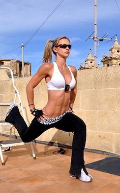 7 Best Leg Exercises to Blast Leg Fat