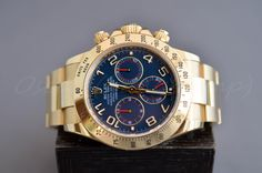 Rolex Daytona solid gold