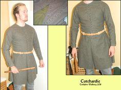 Cotehardie II by Noctiped.deviantart.com on @deviantART