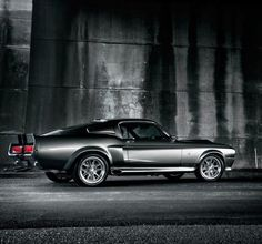 67 Shelby gt500 Mustang - what a gorgeous car!