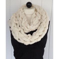 Arm Knitting Couture Jazz® Infinity Scarf