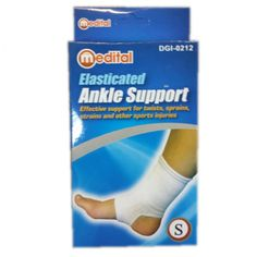 #‎Wholesale‬ Elasticated Ankle Support Supplies in UK Recommended for Twists, Sprains & Stains. ‪#‎anklesupport‬ Place Orders: http://goo.gl/w7uCez