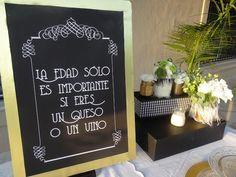 La semana pasada decoramos el cumpleaños de Lola y Vicente, un matrimonio que quería celebrar a la vez su 50 cumpleaños. Lo celebraron en...