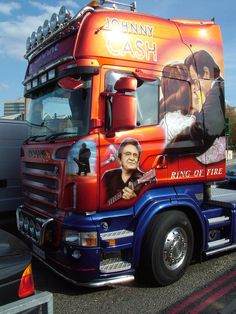 Johnny Cash 2007 Scania R620 LA 4X2     www.ExchangeRateCurrencyConversion.com - The First Self Updating Real Money Trading Robot That Is Proven To Be Profitable In Every Market Condition.