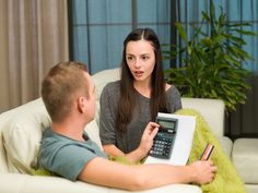 It is absolutely vital for a couple to have an honest discussion about their finances before marriage. The consequences of failing to do this can put the relationship on the rocks. Consumer Finance, Before Marriage, Managing Your Money, January 1, Relationship, Change, Couples, Rocks, Couple