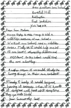 Kids Formal Letter - Formal Letter Writing Formats for Kids. It is ...