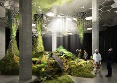 Kickstarter campaign launched for New York's Lowline
