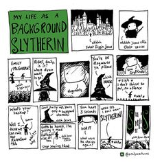 Home of Background Slytherin, also my other doodles. Follow me on Insta (@emilyscartoons) or on FB...