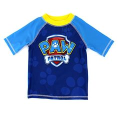 Paw Patrol Boys Rashguard Swimwear (2T, Paw Blue) Nickelo... http://www.amazon.com/dp/B01CIJAR6C/ref=cm_sw_r_pi_dp_Pi0mxb0HZEWMN