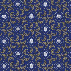CELESTIAL - Blue Moons w/Metallic