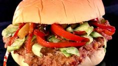 Breaded Pork Tenderloin Sandwiches with Sauteed Peppers Recipe | The Chew - ABC.com