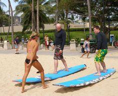 Hook up surf