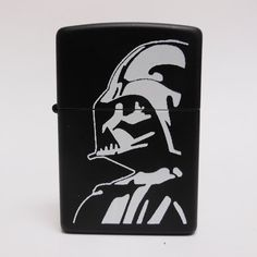Hey, I found this really awesome Etsy listing at https://www.etsy.com/listing/123450049/darth-vader-authentic-zippo-lighter