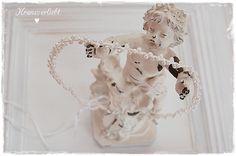 Haarkranz Perlen Hochzeitskranz Brautkranz  *57* von #Kranzverliebt auf DaWanda.com