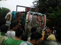 Passenger bus met with an Accident at Thannamandi, Rajouri    *RAJOURI,30 AUGUST  (SHIVAM BAKSHI)* Today a passenger bus bearing registration number JK02/G/2239 skidded off the road at Thannamandi, Rajouri. In which many passengers got injured and shifted to District hospital Rajouri for better treatment. While  interacting with patient's they claimed that the driver of the vehicle handover the vehicle to the Helper (conductor) due to which accident occurred   by his negligence they also…